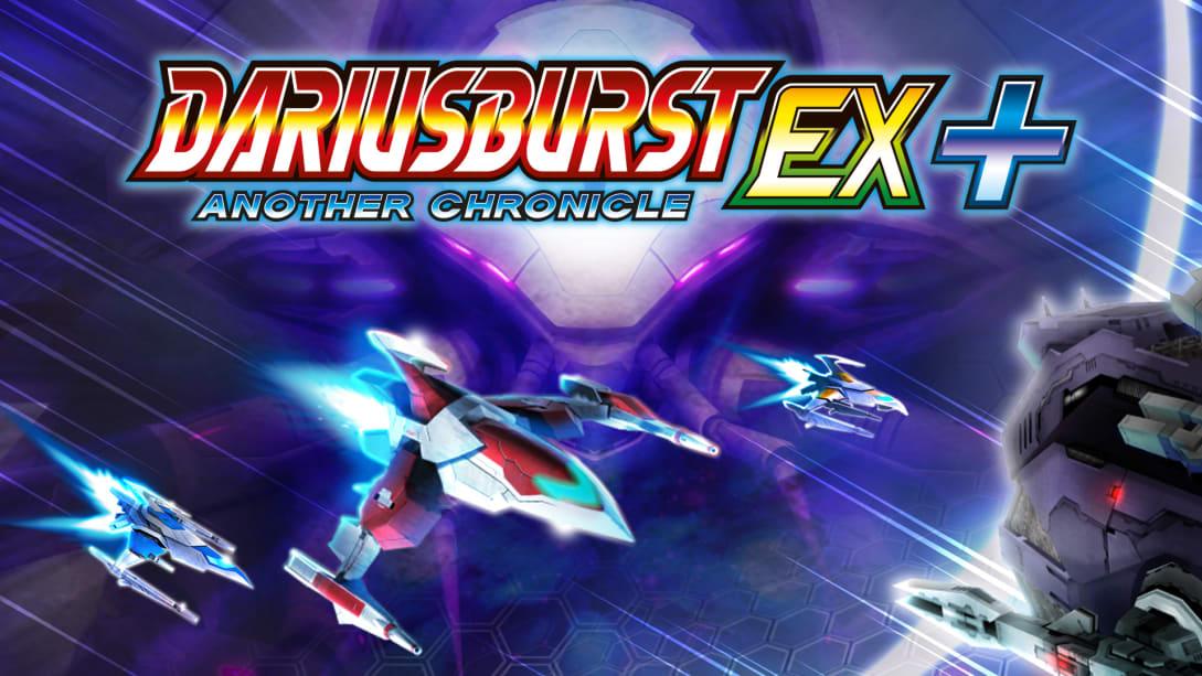 太空战斗机:奔雷行动 另一个年代记 EX+ (Dariusburst EX+)插图5
