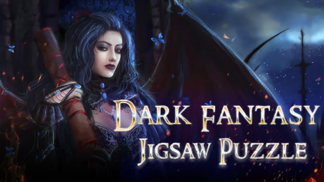 黑暗幻想:拼图(Dark Fantasy: Jigsaw Puzzle)插图5