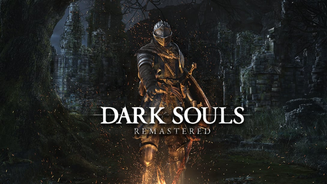 Nintendo Switch Dark Souls Remastered