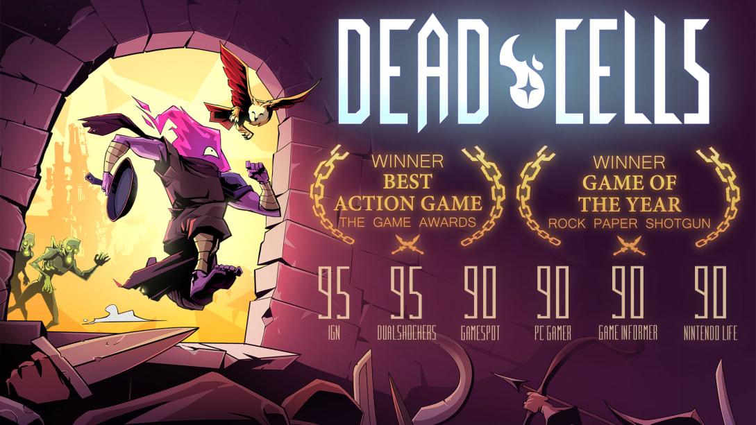 Dead Cells for Nintendo Switch - Nintendo Game Details