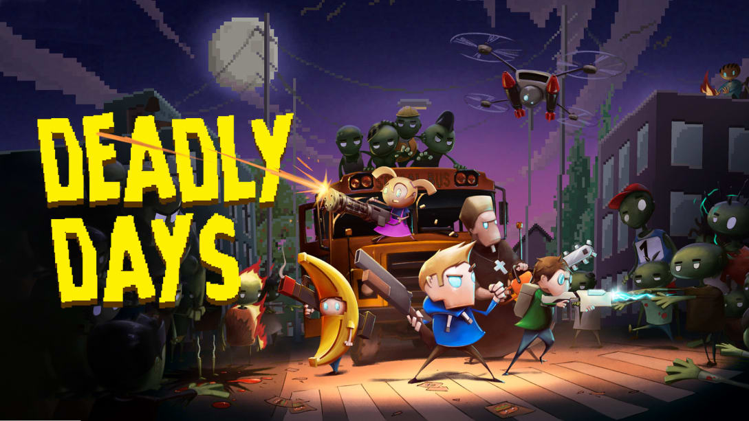 死亡日(Deadly Days)插图5
