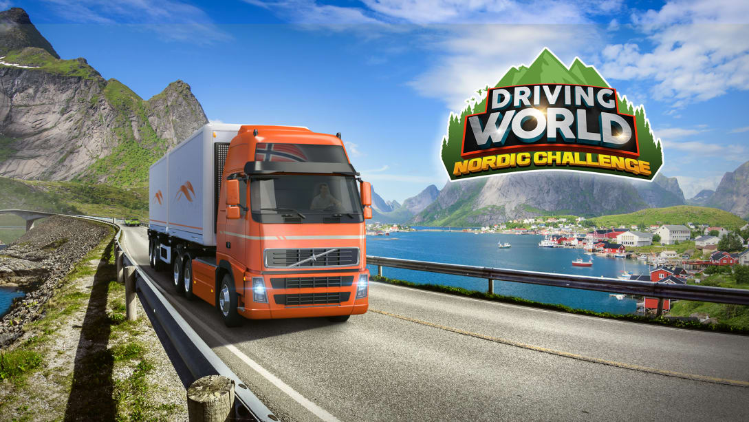 Driving World: Nordic Challenge Switch