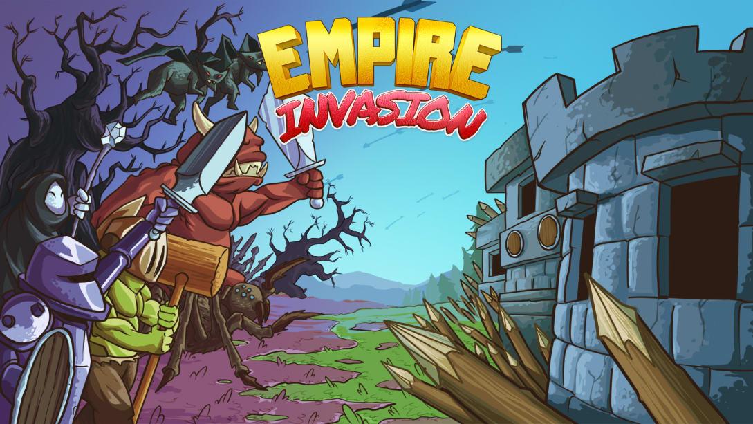 帝国入侵/帝国防卫军(Empire Invasion)插图5
