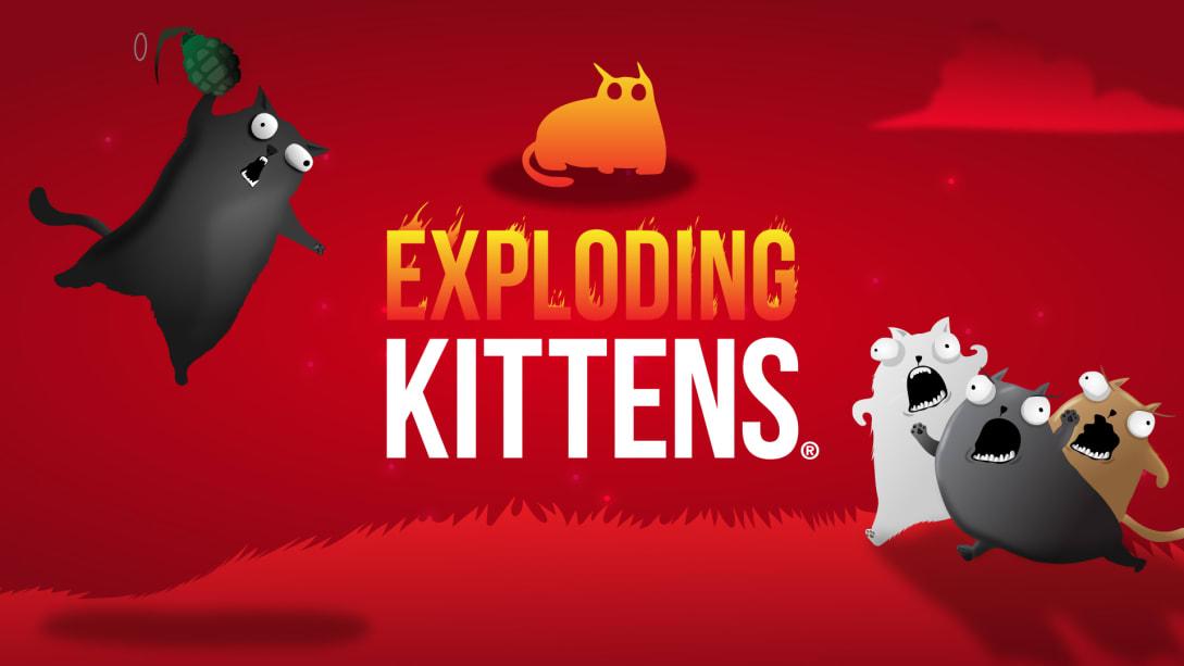 爆炸猫咪(Exploding Kittens)插图5