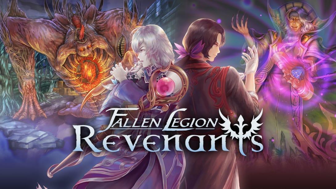 堕落军团:复仇者(Fallen Legion Revenants)插图5
