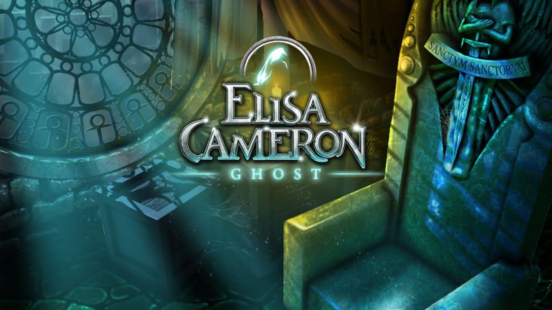 幽灵:伊莉莎卡梅隆(Ghost: Elisa Cameron)插图5