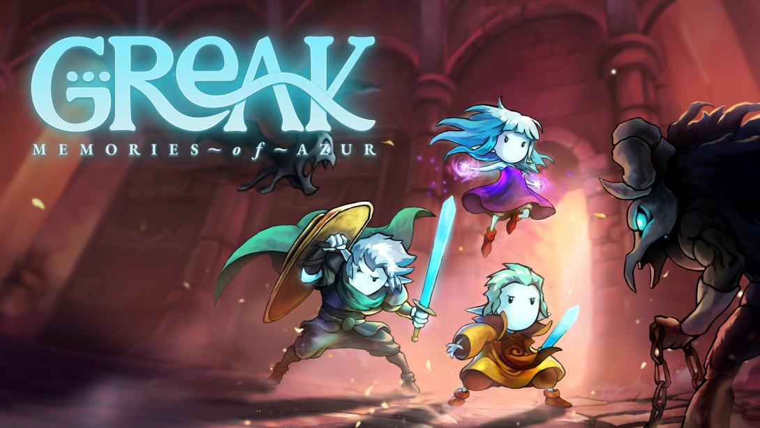 格瑞克:蓝色的记忆(Greak: Memories of Azur)插图4