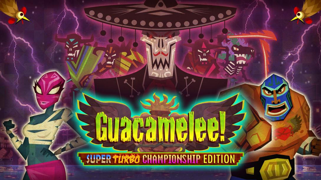 [合集] 墨西哥英雄大混战1 + 2(Guacamelee! 1&2)插图5