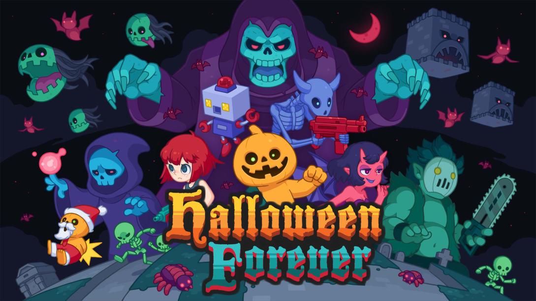 永远的万圣节(Halloween Forever)插图4