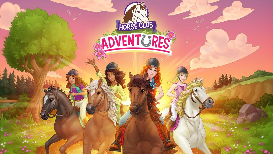 马术俱乐部冒险(Horse Club Adventures)插图5