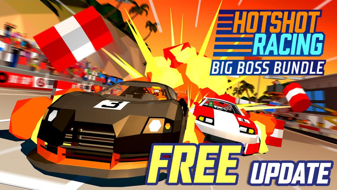 大佬竞速/热门赛车(Hotshot Racing)插图5