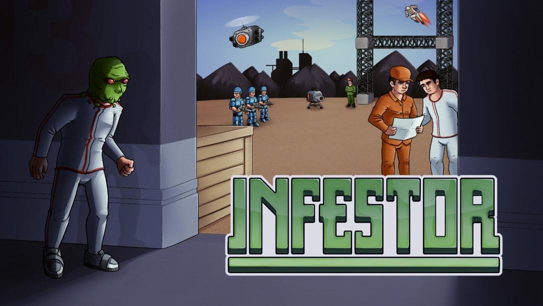 感染异种(Infestor)插图5