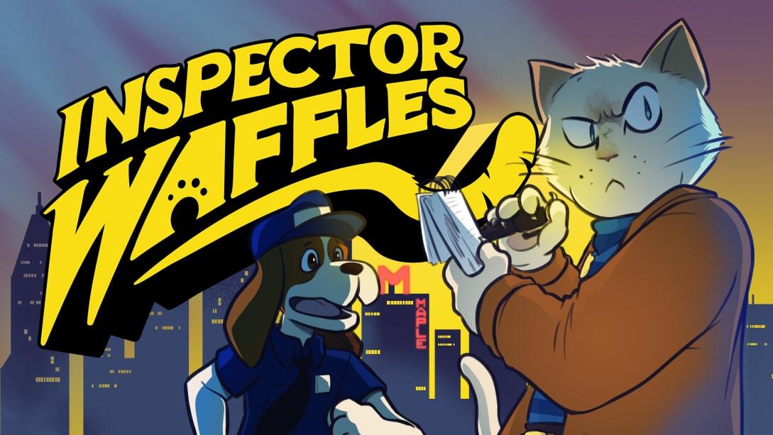 Revisión: Inspector Waffles, las aventuras de un inspector gatuno llegan a Nintendo Switch