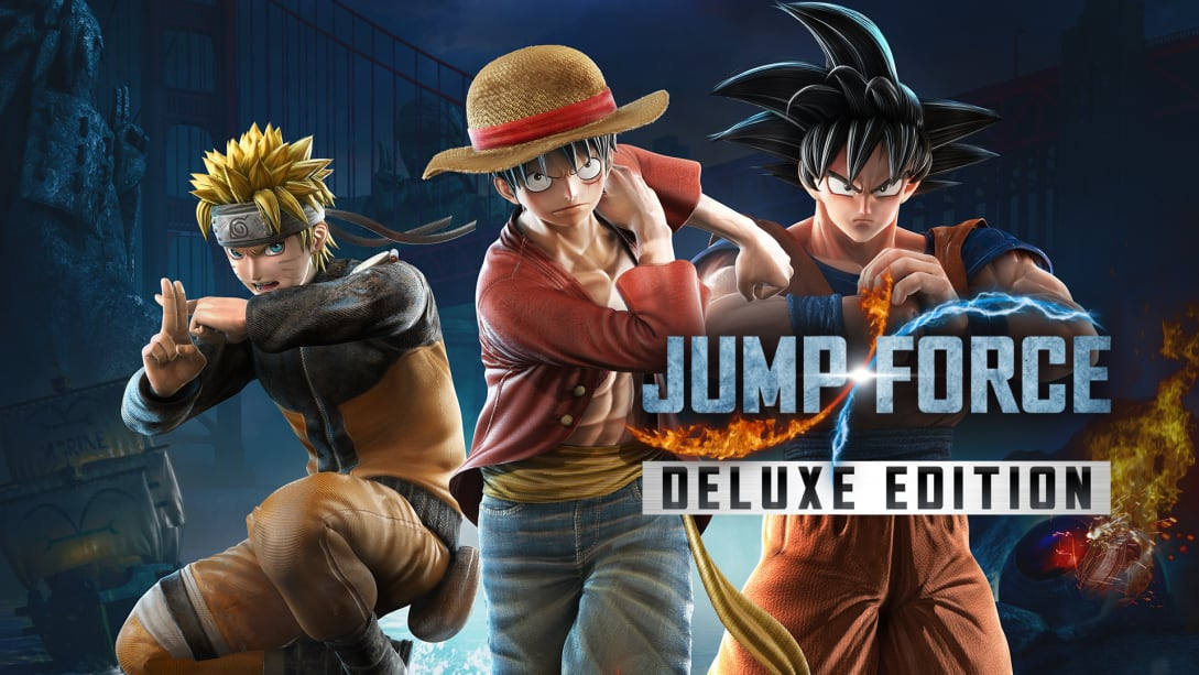 JUMP大乱斗 豪华版(JUMP FORCE Deluxe Edition)插图5