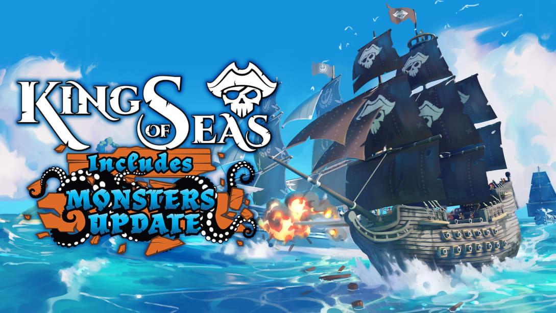 King of Seas para o console Nintendo Switch - Detalhes de jogos da Nintendo