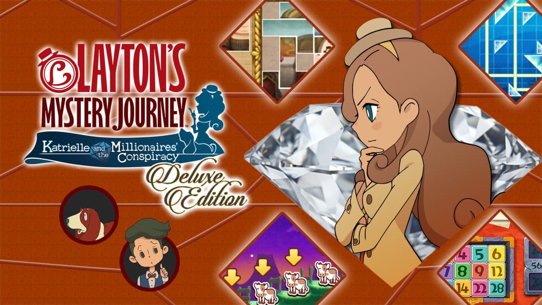 雷顿神秘之旅卡特丽艾尔和大富翁的阴谋 豪华版插图5