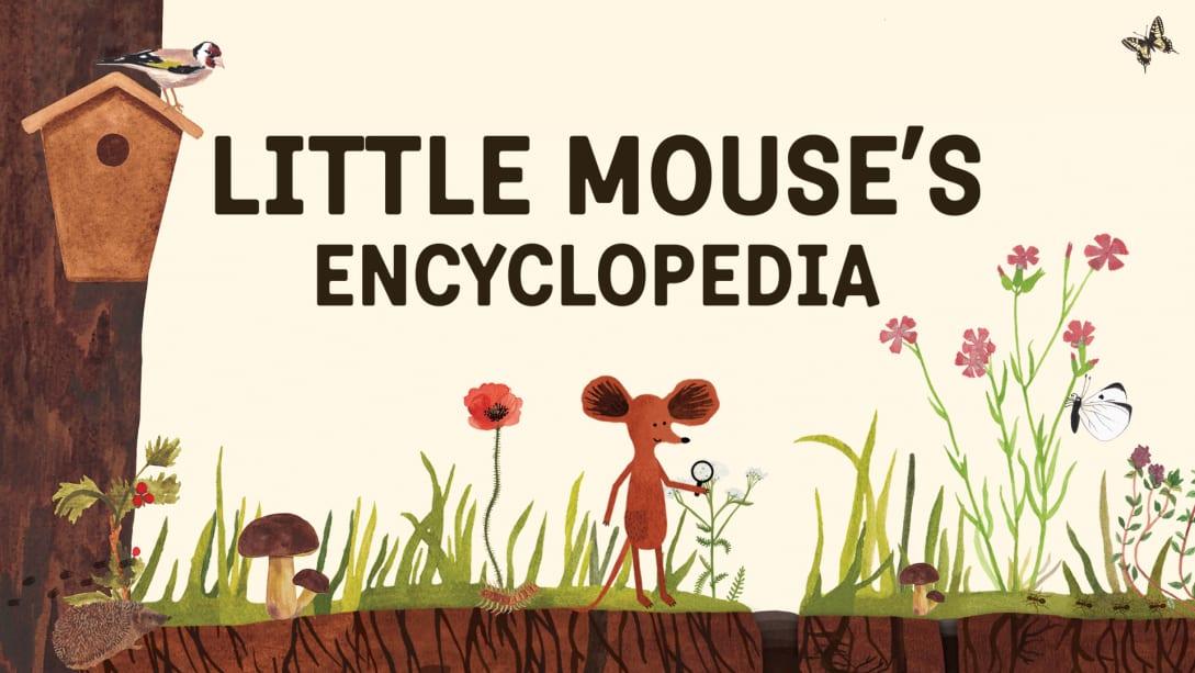 小老鼠的百科全书(Little Mouse's Encyclopedia)插图5