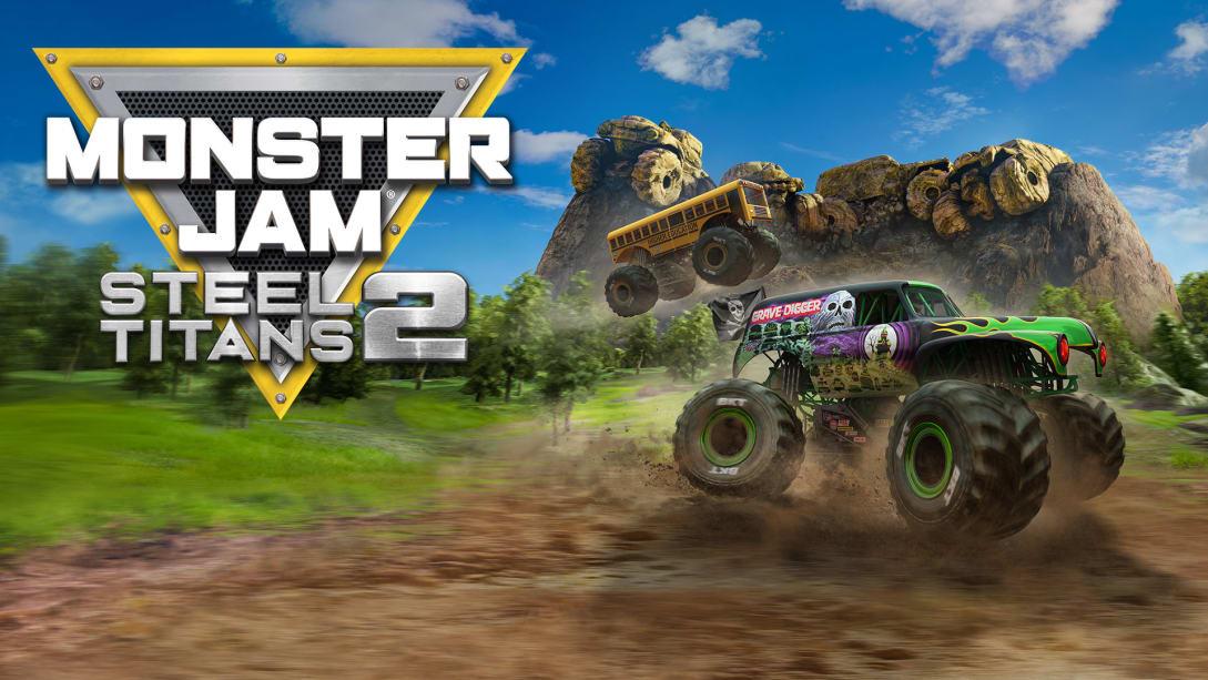 怪物卡车钢铁泰坦2(Monster Jam Steel Titans 2)插图6