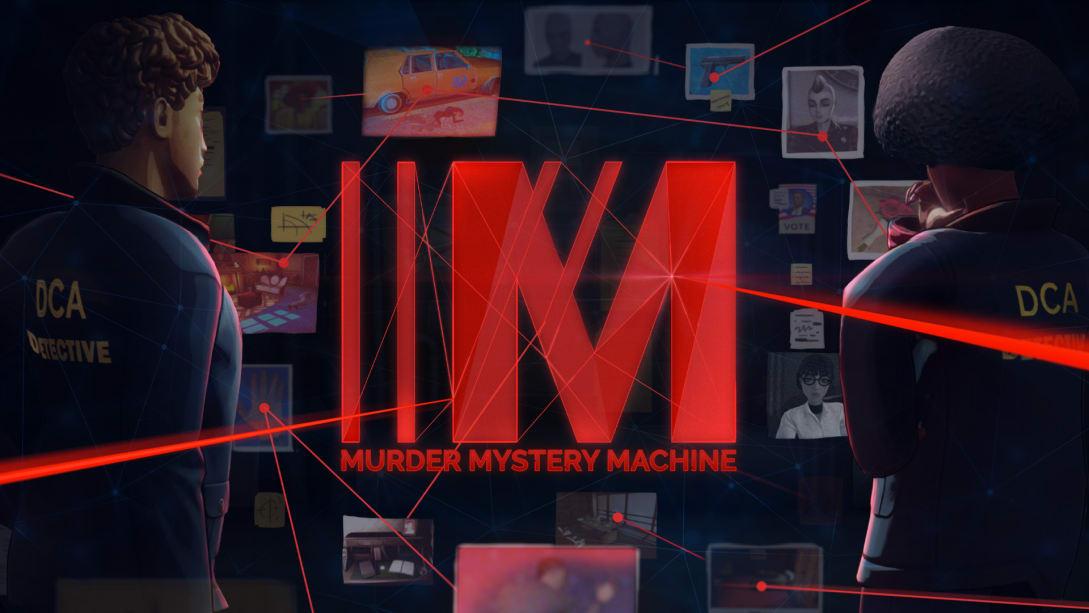 神秘谋杀机器(Murder Mystery Machine)插图5