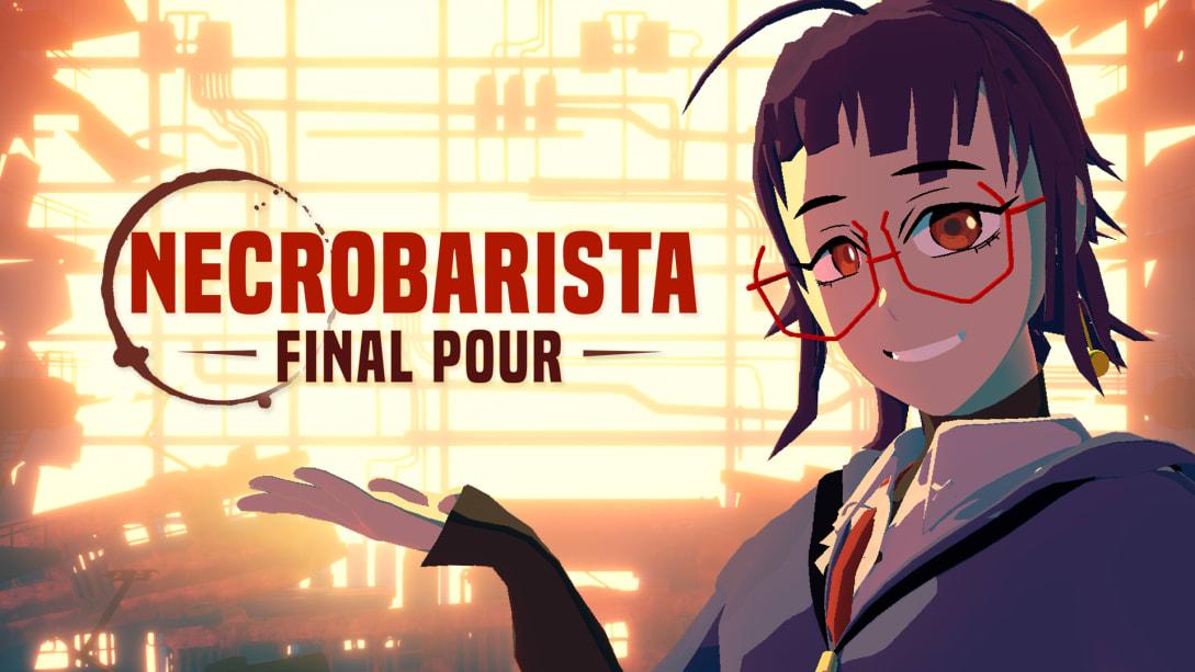 终点咖啡馆(Necrobarista – Final Pour -)插图6