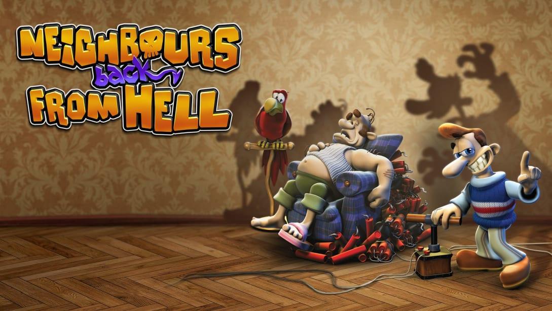 整蛊邻居:归来重置版(Neighbours back From Hell)插图5