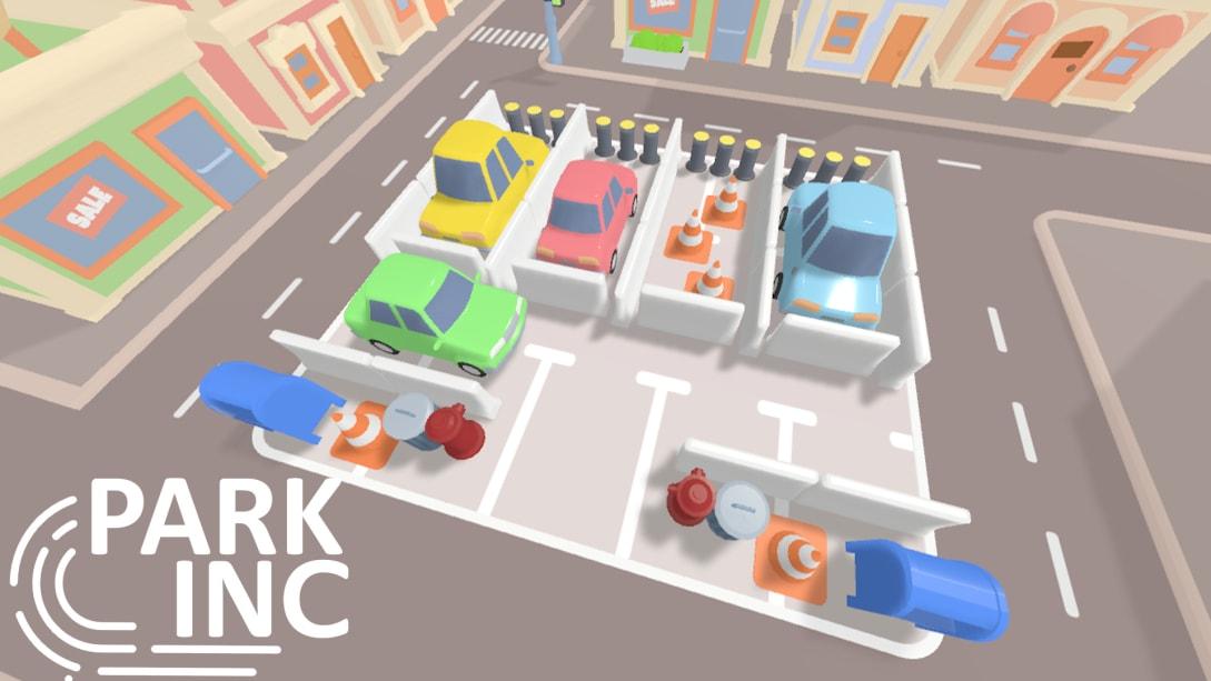 停车公司(Park Inc)插图3