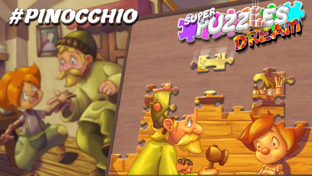 匹诺曹:超级拼图梦(Pinocchio: Super Puzzles Dream)插图6