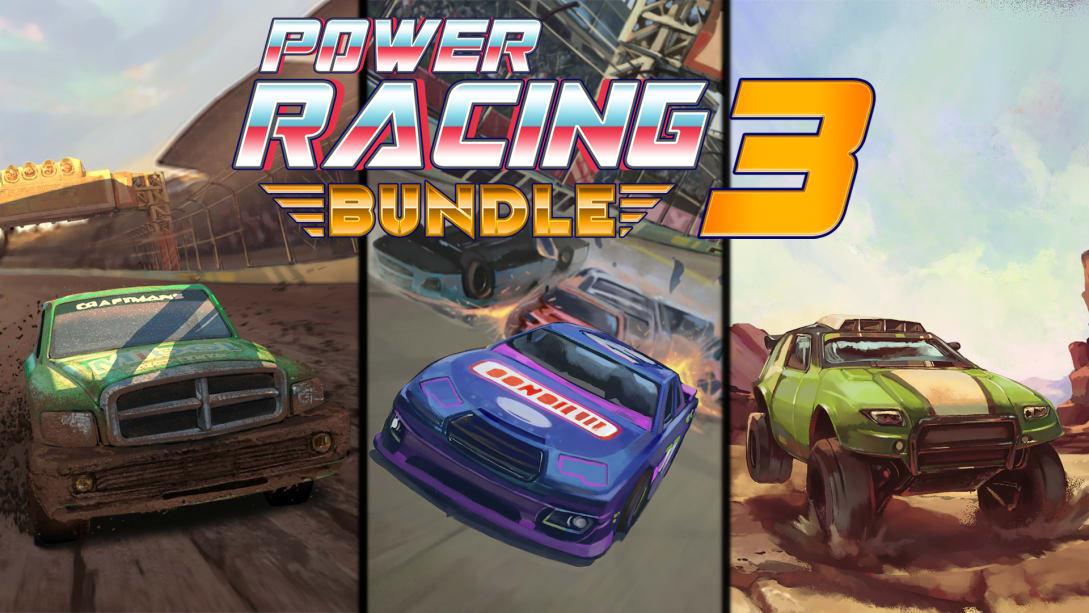 动力赛车合集3(Power Racing Bundle 3)插图5