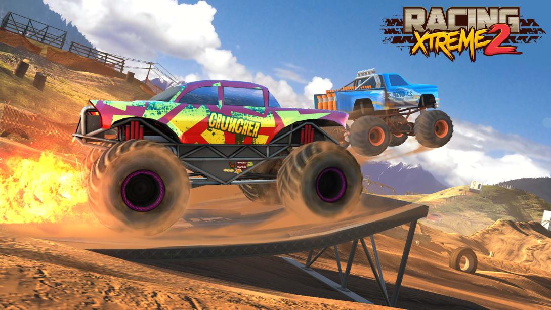 极限怪物赛车2(Racing Xtreme 2)插图3