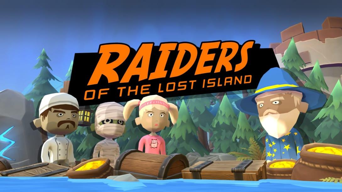 迷失的岛屿(Raiders Of The Lost Island)插图5