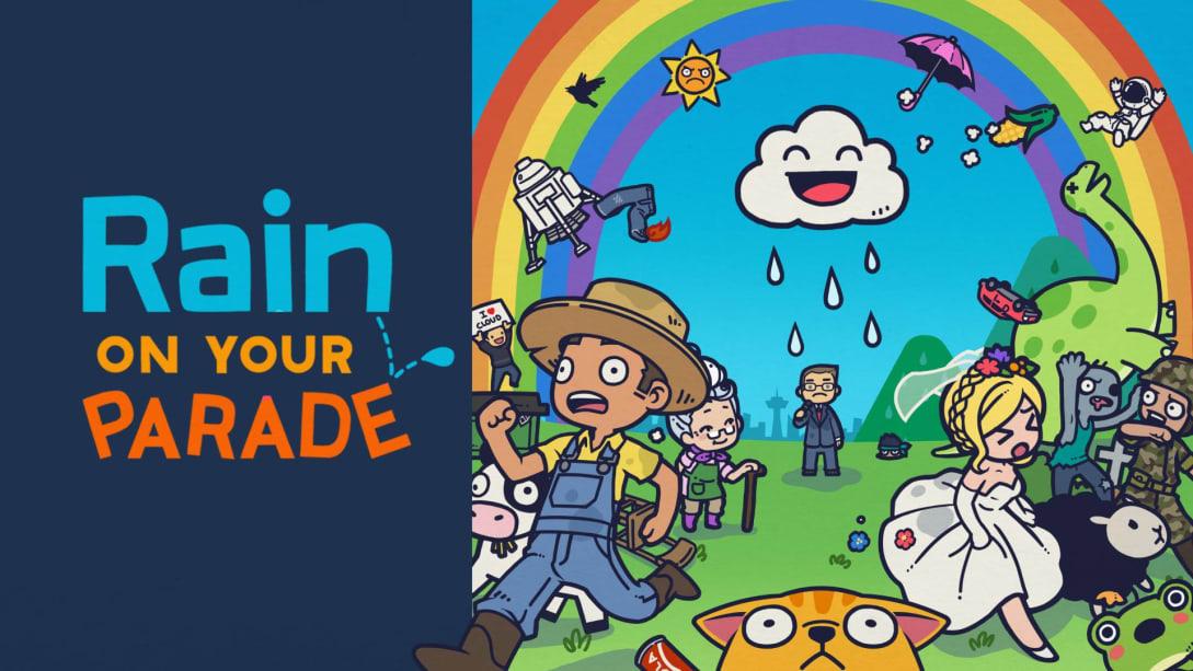 整蛊白云(Rain on Your Parade)插图5