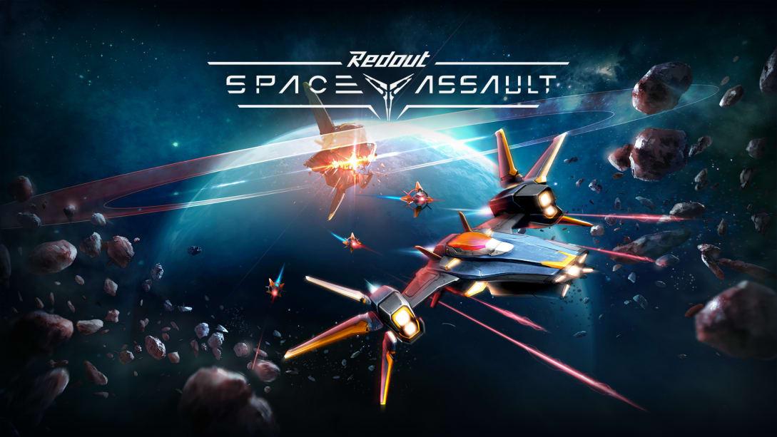 红视:太空突击(Redout: Space Assault)插图5