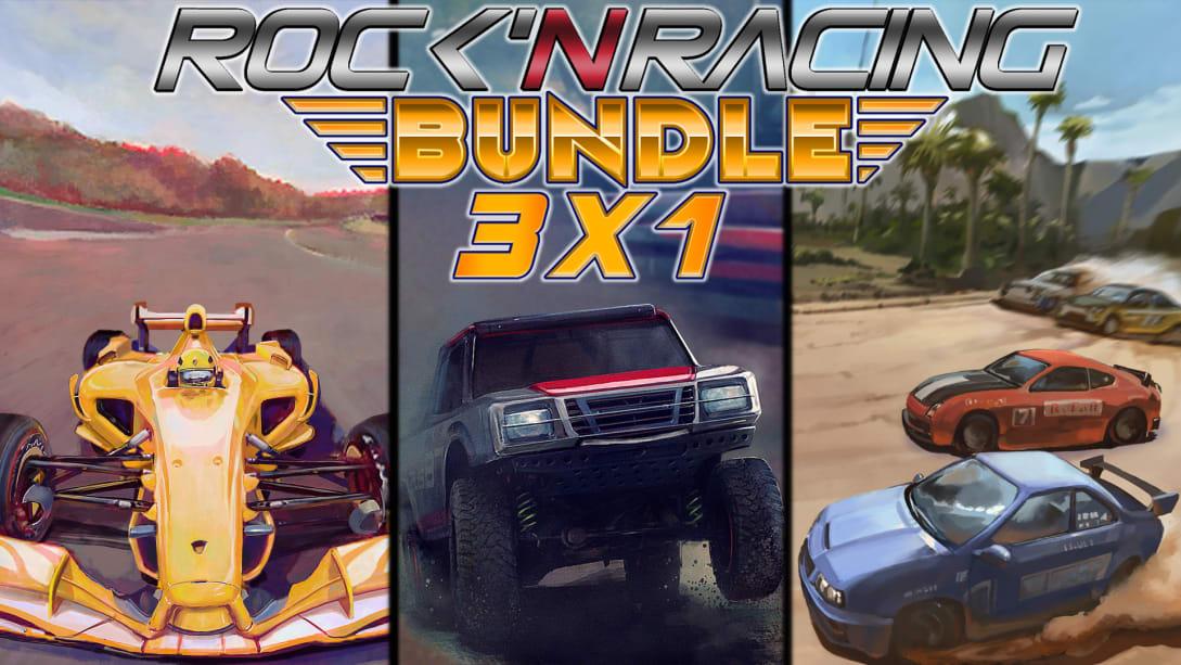 赛车3合1(Rock 'N Racing Bundle 3 in 1)插图6