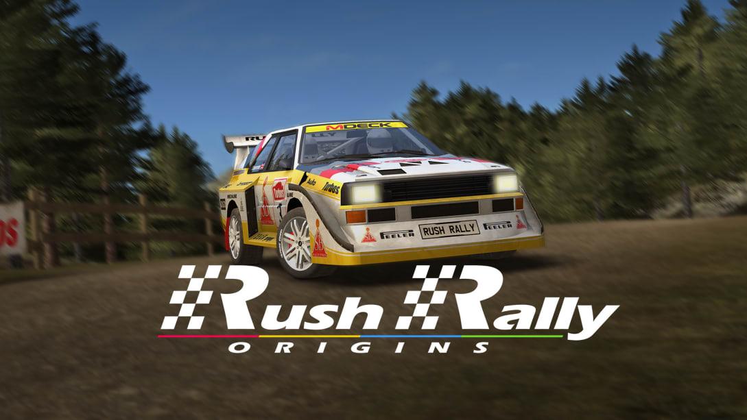 冲刺拉力赛起源(Rush Rally Origins)插图4