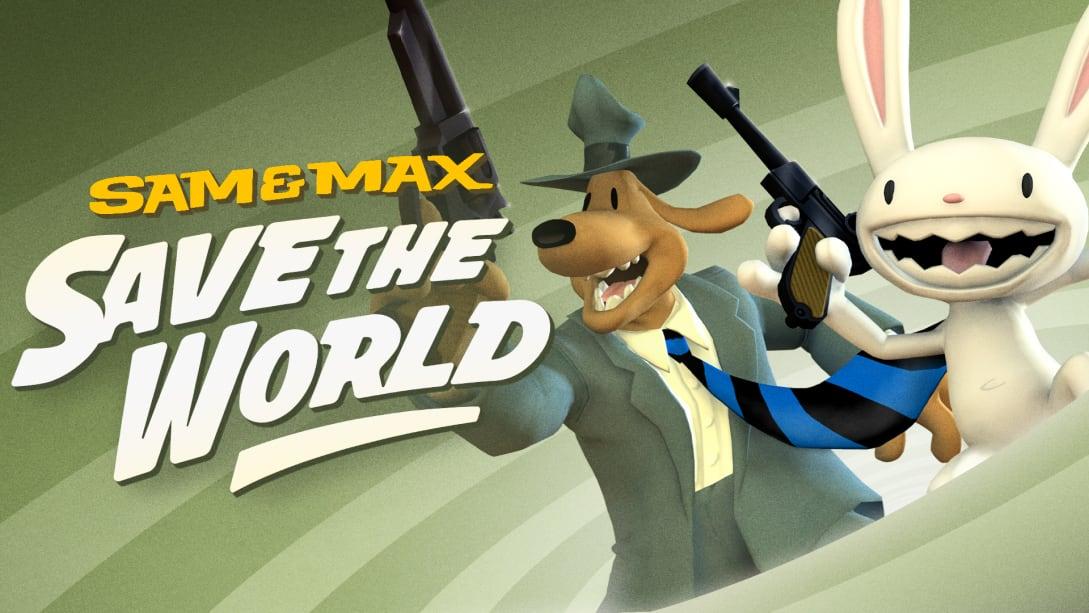 山姆和麦克斯:拯救世界(Sam & Max: Save the World)插图5