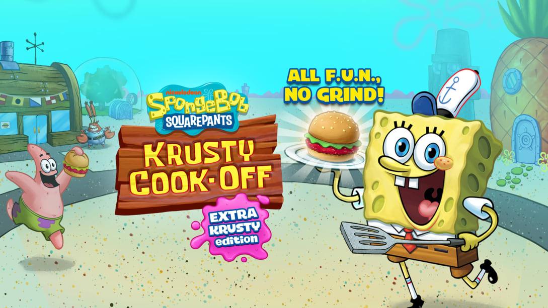 海绵宝宝:大闹蟹堡王(SpongeBob: Krusty Cook-Off)插图5