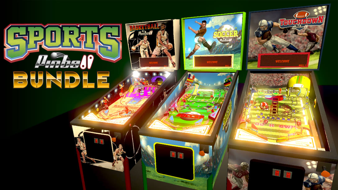 运动弹球合集(Sports Pinball Bundle)插图6