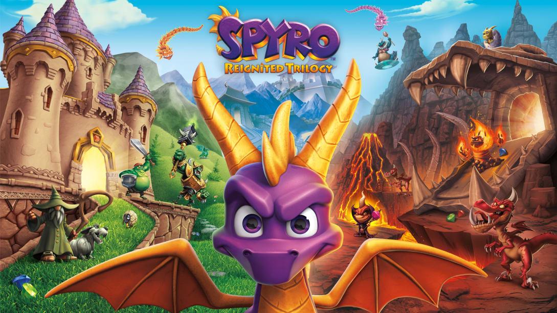 小龙斯派罗:重燃三部曲(Spyro Reignited Trilogy)插图4
