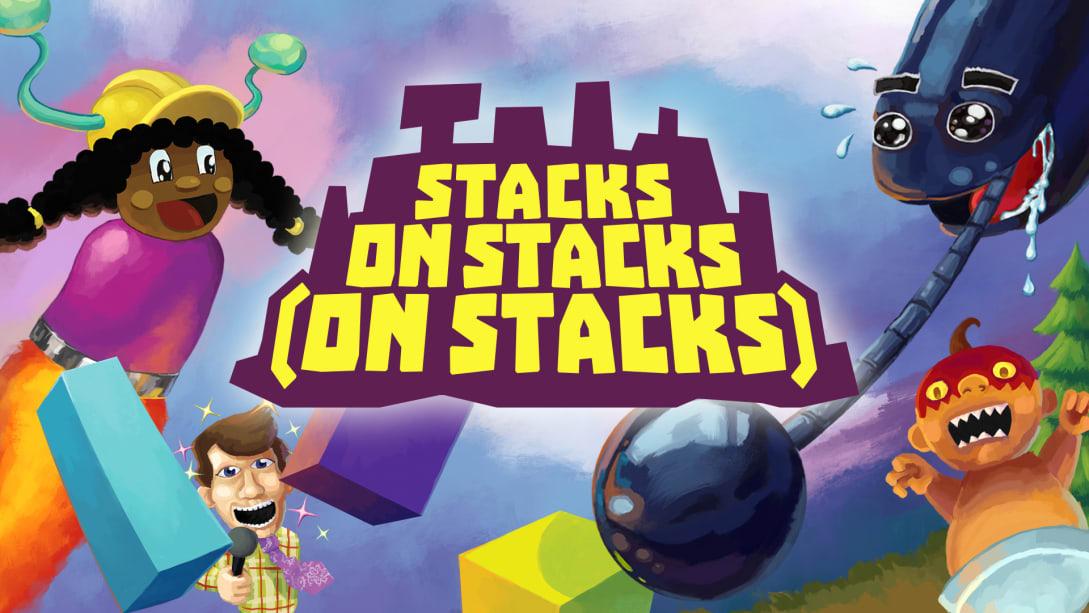 堆塔(Stacks On Stacks)插图5