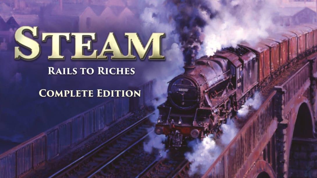 蒸汽:致富之道(Steam: Rails to Riches)插图5