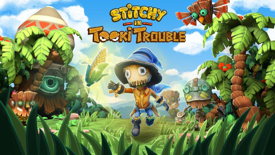稻草人遇上麻烦了(Stitchy in Tooki Trouble)插图6