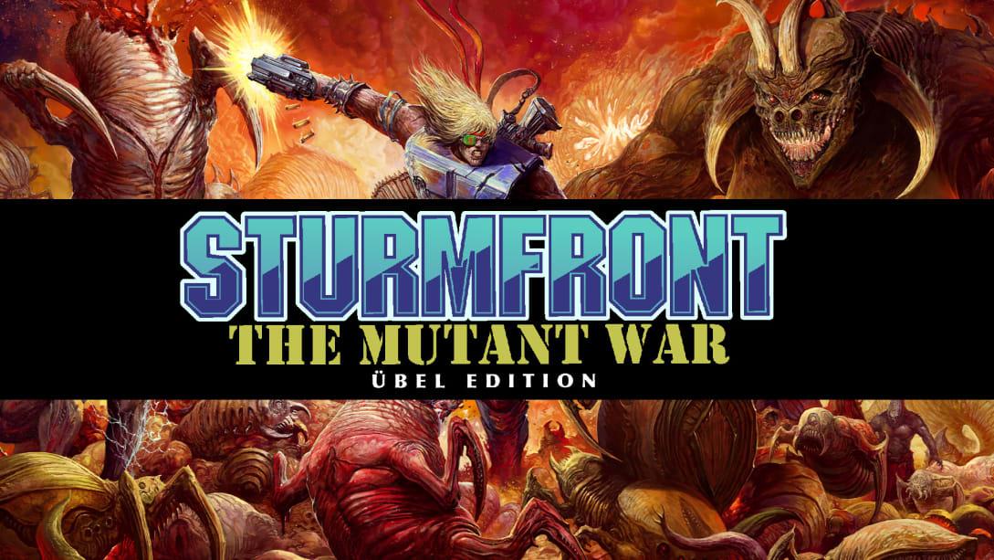 风暴前线 – 变异战争:邪恶版(SturmFront – The Mutant War: Übel Edition)插图5