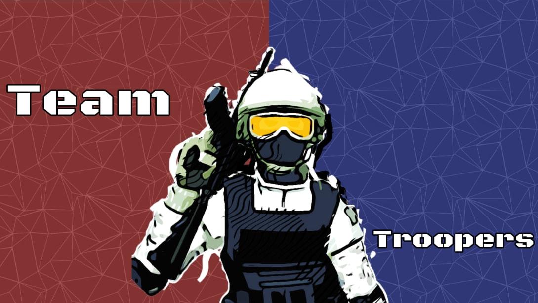 团队战士/战队(Team Troopers)插图4
