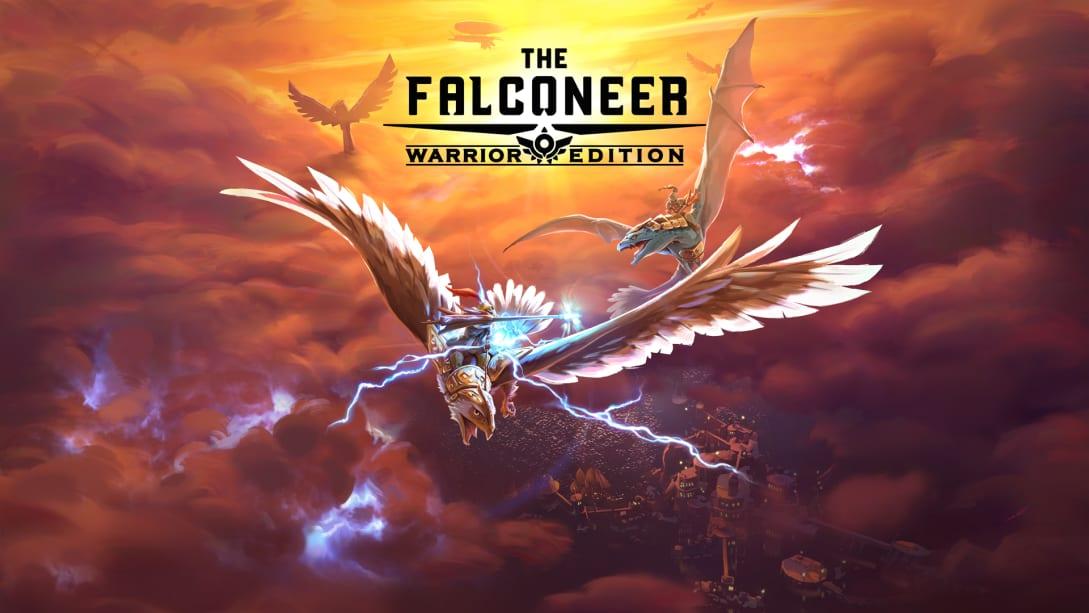 空战猎鹰:战士版(The Falconeer: Warrior Edition)插图5