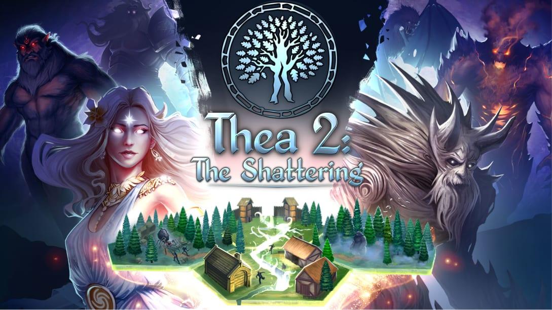 西娅2:粉碎(Thea 2: The Shattering)插图5