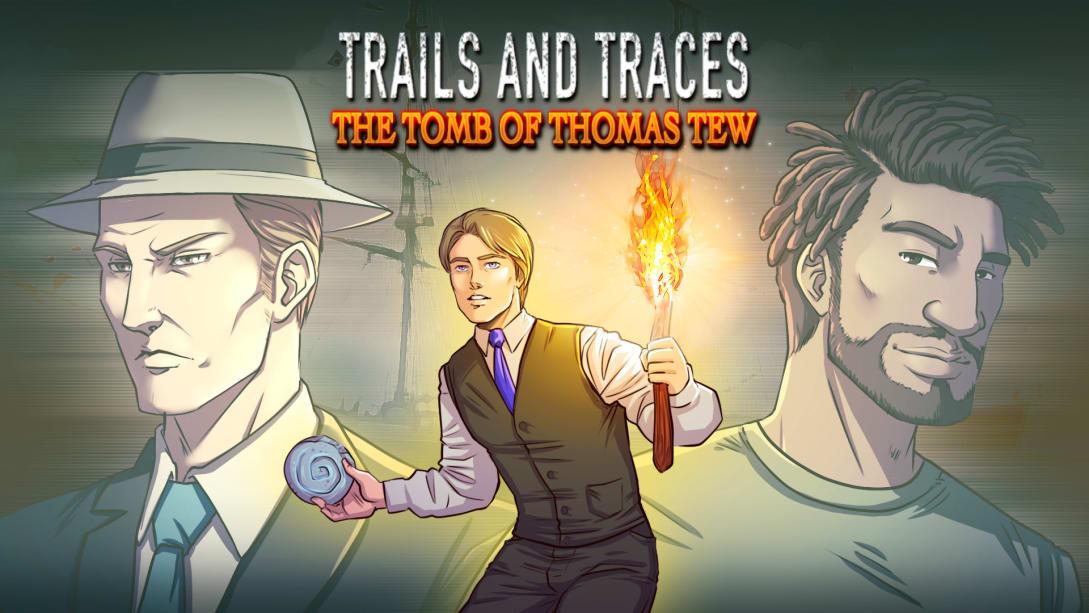蛛丝马迹:托马斯图之墓(Trails and Traces: The Tomb of Thomas Tew)插图5