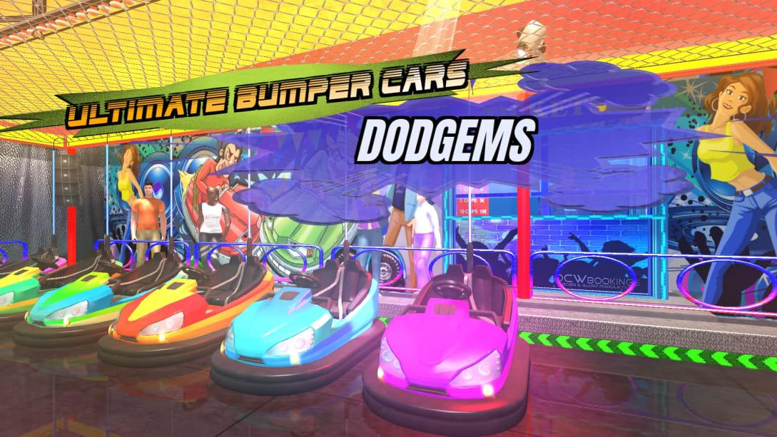 终极碰碰车(Ultimate Bumper Cars – Dodgems)插图5