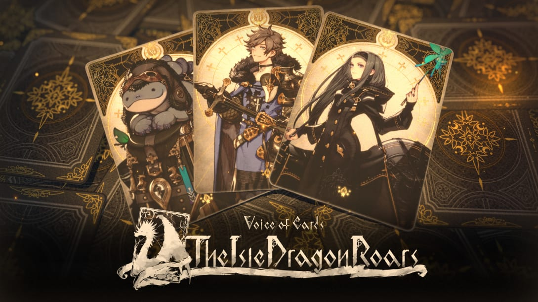 Voice of Cards: The Isle Dragon Roars for Nintendo Switch - Nintendo Game  Details