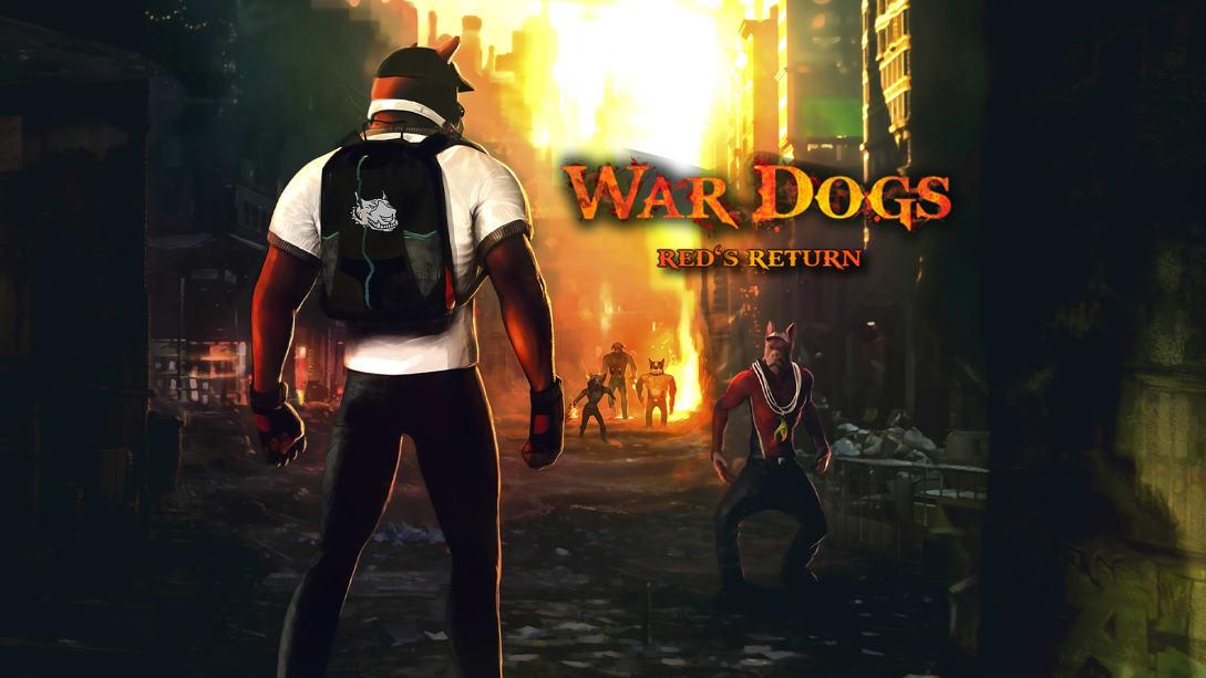 战狗:红色回归(WarDogs: Red's Return)插图5