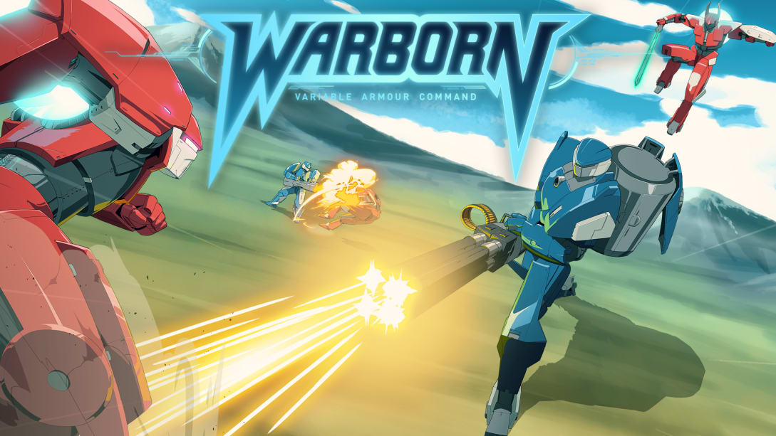 为战而生(WARBORN)插图5